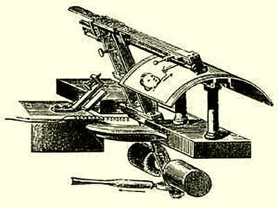 Джованни Казелли изобрел пантелеграф - прототип современного сканера