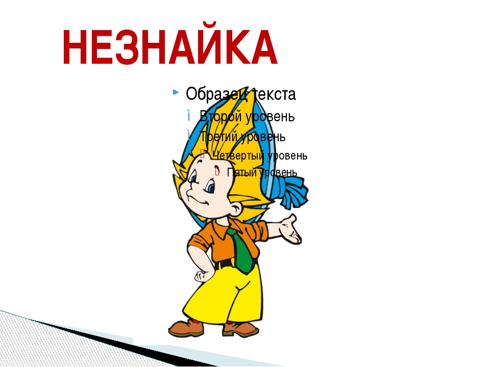 НЕЗНАЙКА