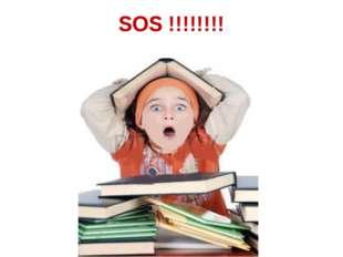 SOS !!!!!!!!