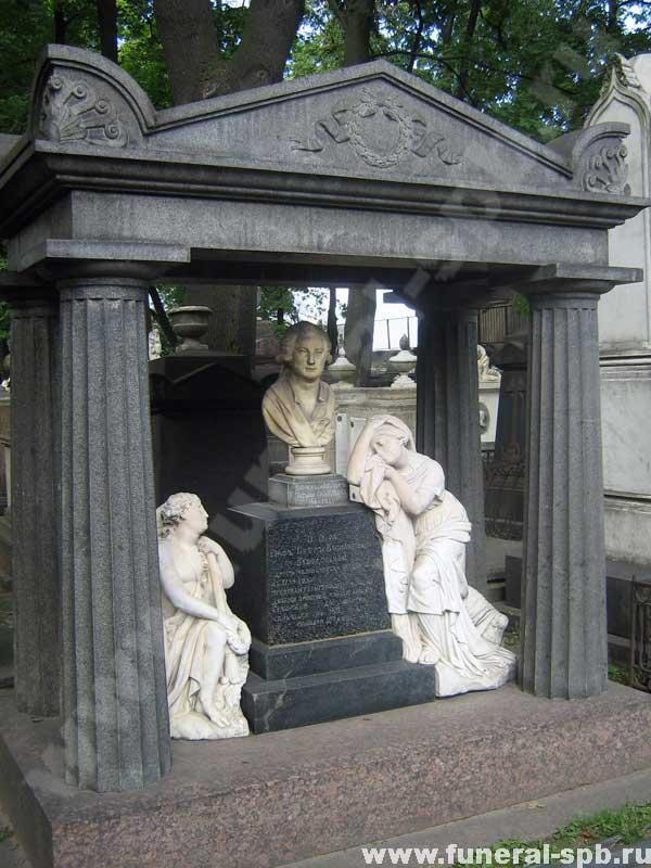могила П.В. Завадовского