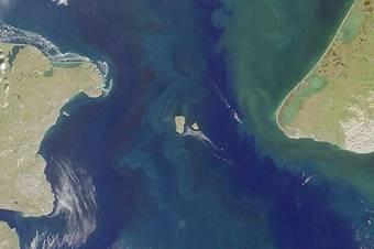 Остров Ратманова в Беринговом проливе