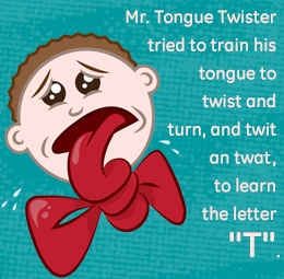 tongue twisters to help speech