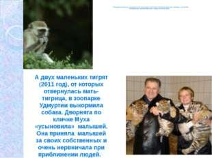 Сотрудники ижевского зоопарка не раз выступали в качестве спасителей животны