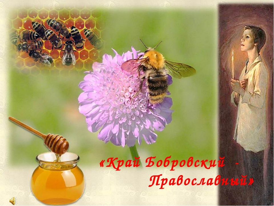 Издавна славилась Бобровская земля крепкими православными традициями «Край Бо...