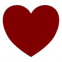 http://www.publicdomainpictures.net/pictures/50000/nahled/simple-chocolate-heart.jpg
