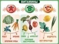 Полезные свойства витаминов A B C