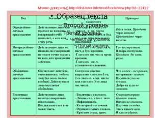 Можно доверять)) http://dist-tutor.info/mod/book/view.php?id=22422