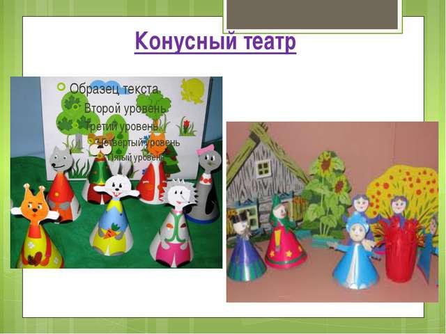 Виды Театров В 1 Младшей Группе Презентация