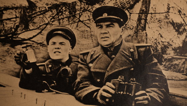 Фото из личного архива семьи маршала Чуйкова