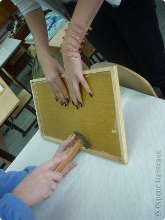 Мастер-Класс по изготовлению панно из соленого теста