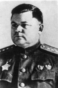 ВатутинНиколай Фёдорович