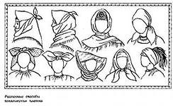 Славянский костюм - Культурология