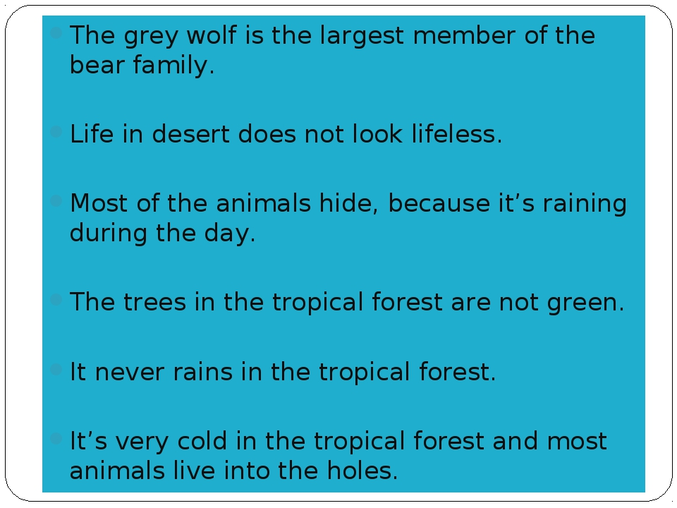 The grey wolf is the largest member of the bear family. Life in desert does n...