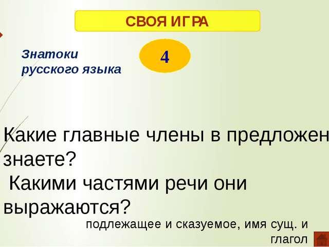 СВОЯ ИГРА 4 Не реагировать на что-либо, бездействовать Перефразируй, объясни,...