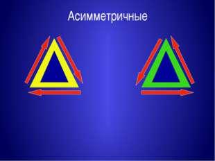 Асимметричные