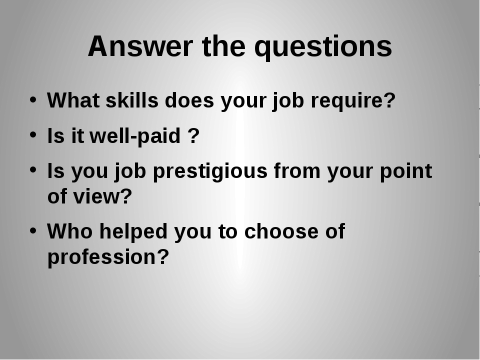 criteria of a profession The introduction of incentive systems, quality controls, and new structures in social service had also impacts on the professional practice in this paper the principal-agent theory will be applied to present an alternative analytical view on problems and dilemmas in professional agency.