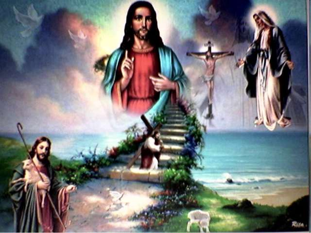 Иисус воскрес…