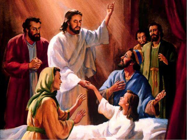 Когда Иисус вырос, он овладел ремеслом плотника, но не приобрел никакого имущ...