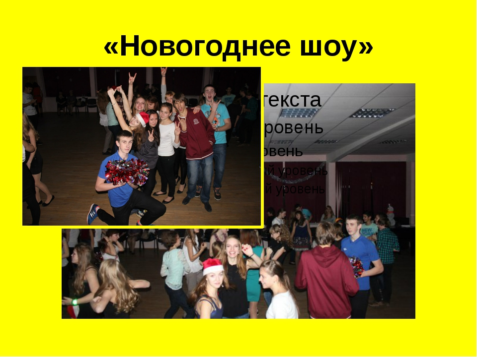 «Новогоднее шоу»
