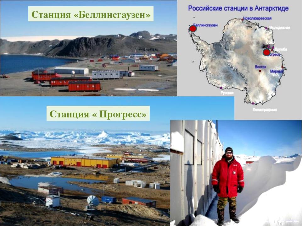 В 1968 году основана самая северная советская научная станция в Антарктиде —...