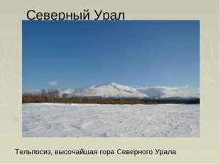 Северный Урал Тельпосиз, высочайшая гора Северного Урала