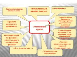 «Практическая грамматика английского языка» «Экология человека» «Элементарная