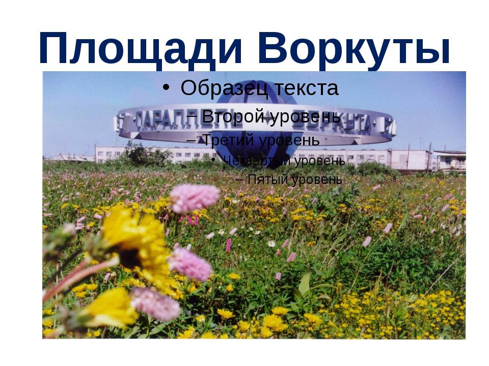 Площади Воркуты