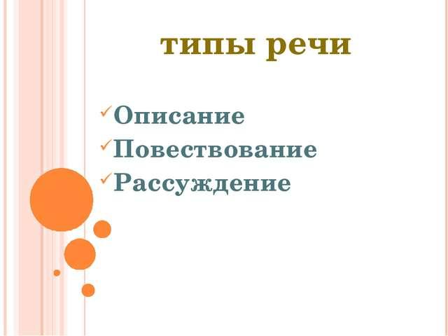 Русский язык 6 класс стили речи