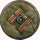 колесо III тыс. до н. э., найденное при раскопках месопотамского города-государства Ур