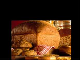 Вот как надо потрудиться, чтобы хлеб попал на стол. Надо круглый год трудитьс
