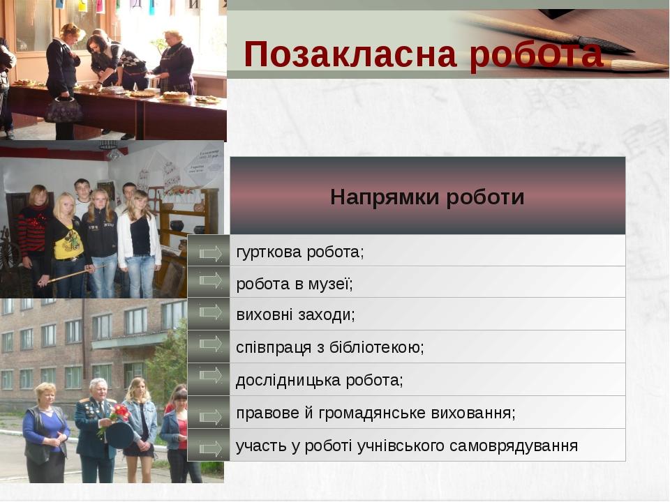 Позакласна діяльність викладача Завідувач музею історії ДНЗ «БВПУ» та керівни...