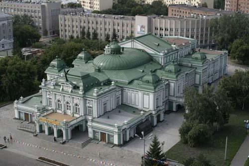 Театр Драмы в Омске