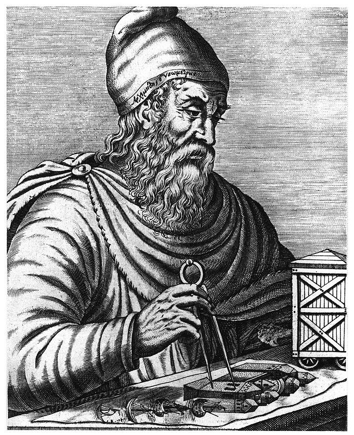 Archimedes (1) - Greecebook