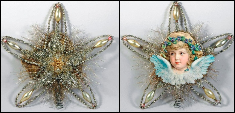 Традиционные новогодние украшения на елку - Поделки