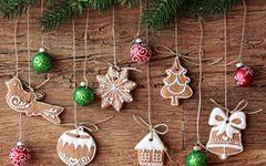 Съедобные новогодние ёлочные игрушки - Единая служба Деда Мороза