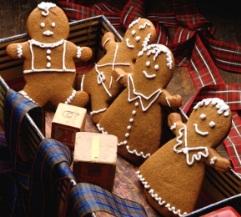 Праздники в кругу семьи - Съедобные игрушки на елку