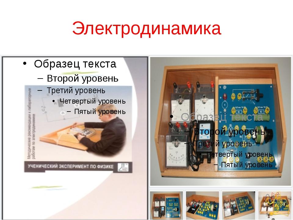 Электродинамика