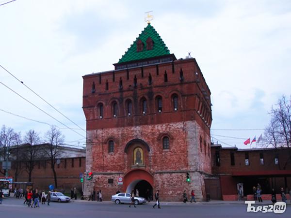 фото кремль башни