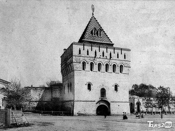 фото башня дмитровская