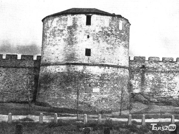 фото башня кладовая