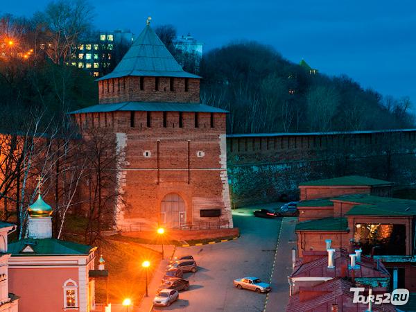 фото башня ивановская