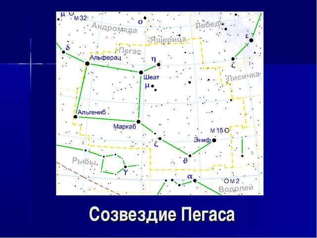 Созвездие Пегаса