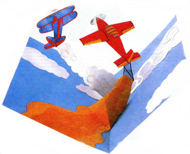 Поделки самолеты на 23 февраля дома и в детском саду