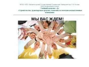 ФГБОУ ВПО «Магнитогорский Государственный Технический Университет им. Г.И. Но