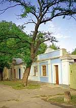 Дом, в котором родился адмирал Макаров. г. Николаев