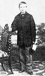 С. О. Макаров. 1863 г.