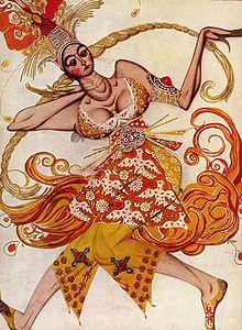 C:\Users\Alfia\Downloads\Léon Bakst-костюм Жар-птицы к балету Стравинского.jpg