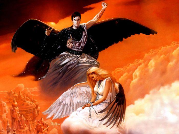 Картинки любовь и смерть добро и зло