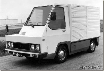 грузовичок ВАЗ-2802-01