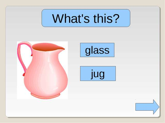 What's this? glass jug